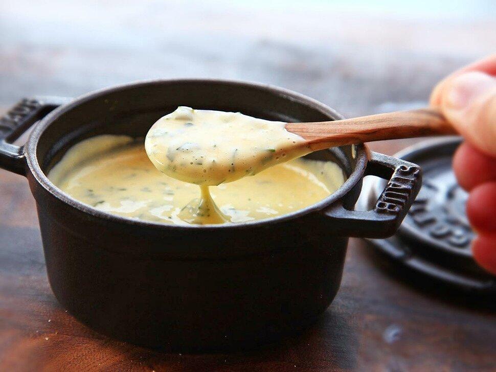Беарнский соус или беарнез