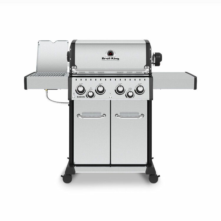 Гриль газовый Broil King Baron S490 IR New