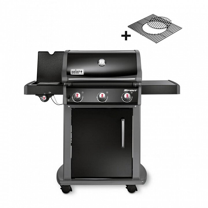 Газовый гриль Weber  Spirit  E-320 Original GBS, Black