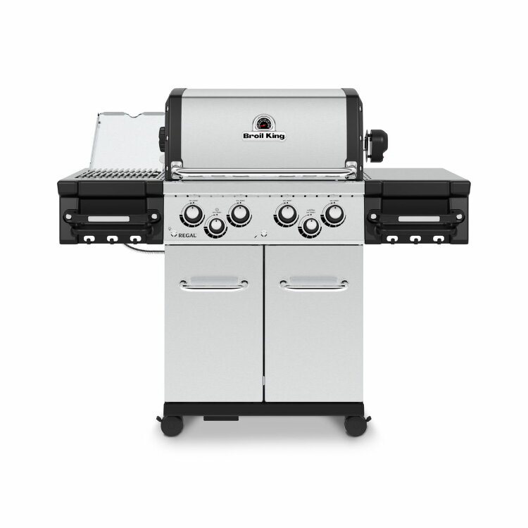 Гриль газовый Broil King REGAL S 490 pro IR