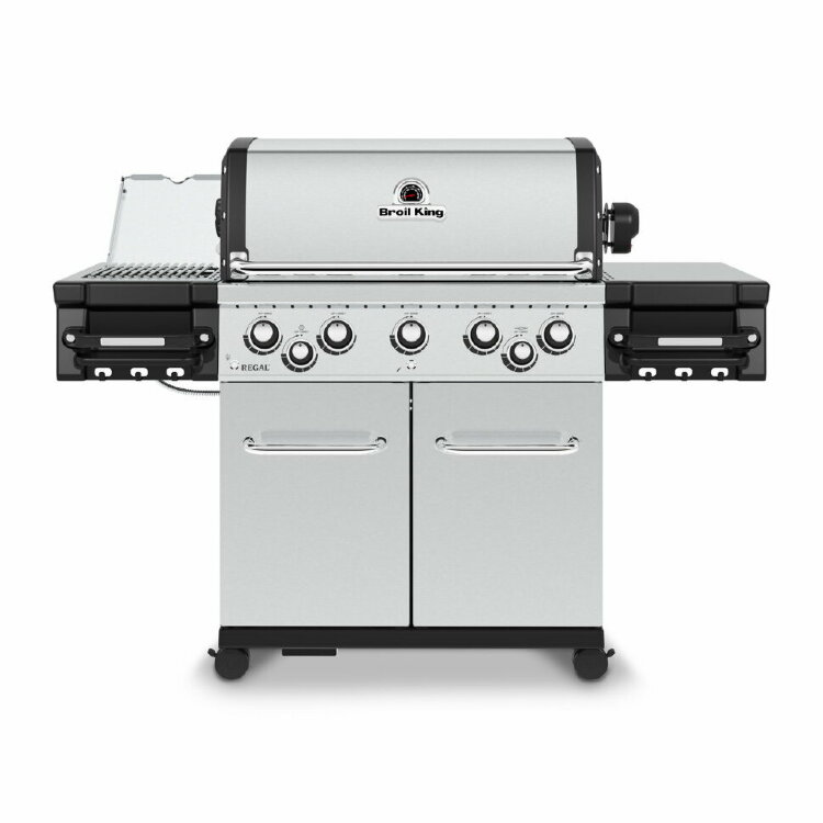 Гриль газовый BROIL KING REGAL S 590 IR PRO